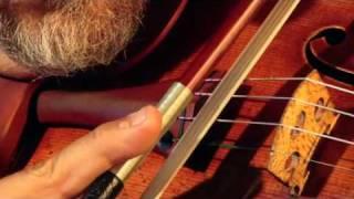 Tango Violin Techniques