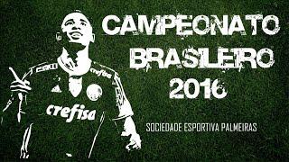 Acompanhe toda a trajetória do Verdão no Campeonato Brasileiro 2016 - Do 1º jogo até a grande Final. INSCREVA-SE no canal...