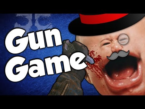 reactions - Drop a like for moar COD Ghosts Gun Game Reactions! :D Want to watch more Gun Game Reactions? Click Here: http://www.youtube.com/playlist?list=PL592736F6D2A1...