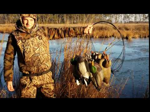 Light & Lethal Decoys...EXTREMELY Light!   By Fold'em Gear
