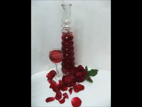 Licor de Rosas