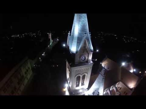 Mukacheve Drone Video
