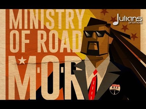 "New Machel Montano – Ministry Of Road (M.O.R.) ""2014 Soca Music"" (Trinidad)"