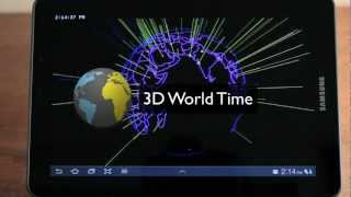 3D World Time YouTube video