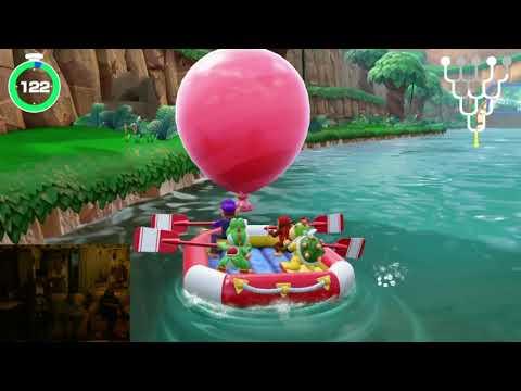 Frases de amistad - Super Mario Party #2  La Balsita de la AmistadEspañol