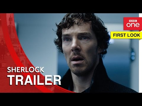 Sherlock Season 4 First Look Promo