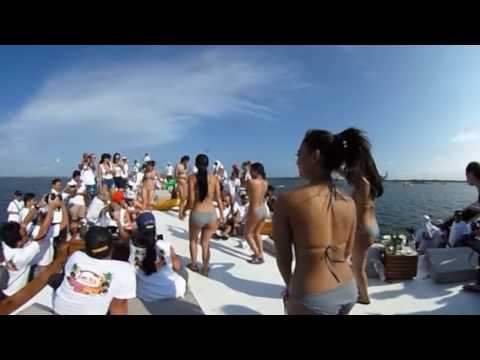 Party Paling Seksi di Atas Boat | Fiesta Funtasy 2016 | 360 Video
