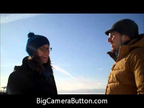 Video of Big Camera Button Lite SELFIES