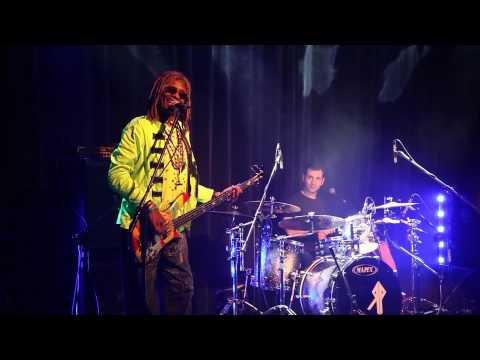 TM Stevens ShockaZooloo Band - It's All Good (Guitar Clinic in Bochnia, Poland)