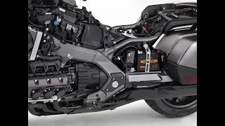 8. New 2018 Honda Gold Wing Has Two Transmission Options [Motor News]