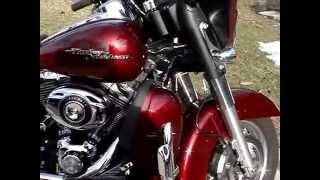 10. 2008 Harley Davidson FLHX  Streetglide *FOR SALE*