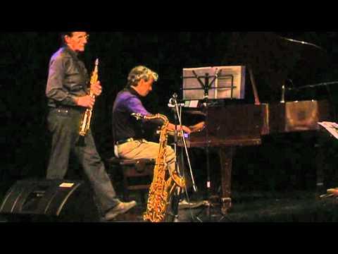MELODIA EN DESLIZAMIENTO - Ricardo Pereyra Cuarteto