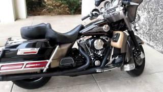 8. 2004 Harley-Davidson Electra Glide Classic Thunder Header sounds good Road Warrior