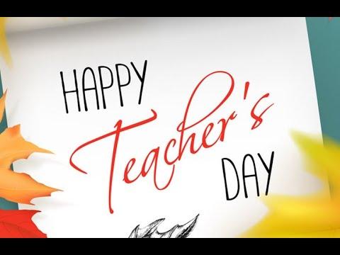 MIBS KG Teachers' Day Celebration 2020