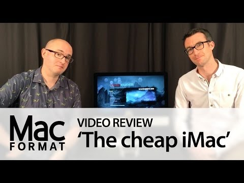 iMac review - Apple has introduced a new entry-level iMac, basically sticking a MacBook Air's processor and graphics card into a 21.5-inch all-in-one case (and charging £1...