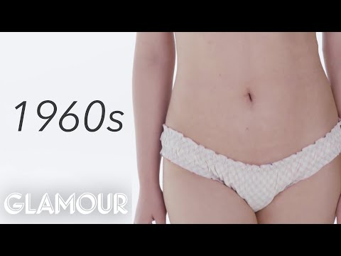 100 Years Of Lingerie | Glamour