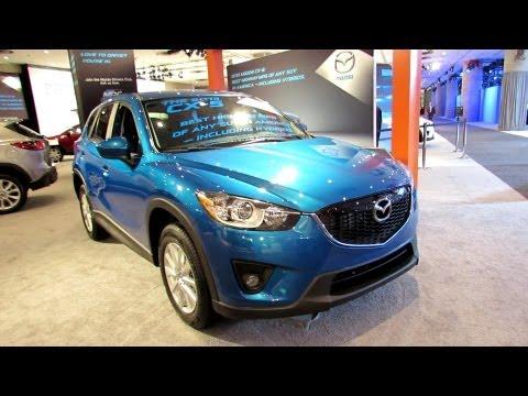 Mazda  2013 Mazda CX-5 Touring Front Wheel Drive at 2012 New York International Auto Show