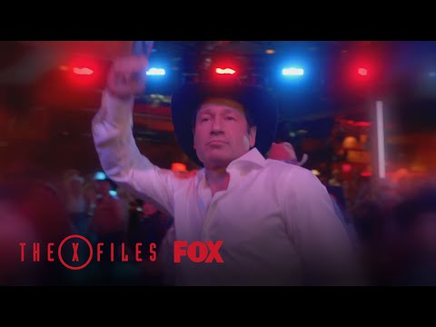 Mulder Grooves To Country Music  | Season 10 Ep. 5 | THE X-FILES