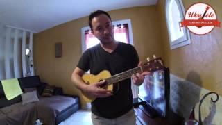 Comme des enfants - Coeur de pirate - ukulele tutorial