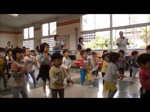 横川目保育園 ダンスキャラバン