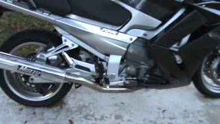 8. 2009 Yamaha FJR1300 (and a little fun)
