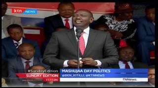 Sunday Edition: Analyzing Mashujaa Day politics and Governance Summit, 23rd October 2016 Part 3