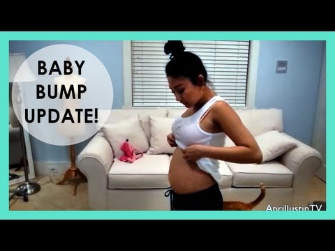 10-11 Weeks Secret Pregnancy vlog!