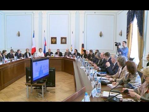 Сегодня в Великом Новгороде прошло собрание Союза городов Центра и Северо-Запада России