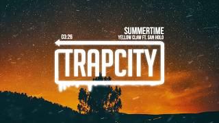 Video Yellow Claw - Summertime ft. San Holo (Lyrics) MP3, 3GP, MP4, WEBM, AVI, FLV Mei 2018