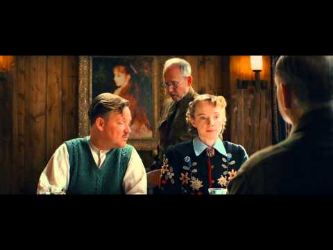 The Monuments Men Clip 'German Cottage'