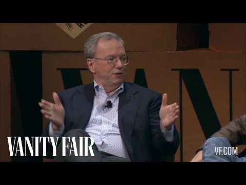 Jeremy Elkin - Tech giants, a senator, and a journalist discuss potential advancements in public life at Vanity Fair's New Establishment Summit. Watch Vanity Fair on The Sc...