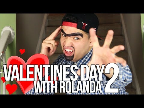 Valentine's - Rolanda knows everything about Valentines! Listen to her to maximize your Valentines Day! Check out our new merch store! http://goo.gl/4LyXgF Buy our songs o...