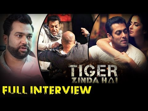 Ali Abbas Zafar | Tiger Zinda Hai | Full Interview
