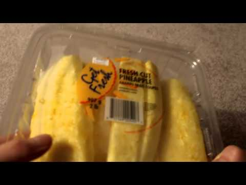 Review Fresh Cut Pineapple Spears Superstore RCSS Loblaws Extra Foods