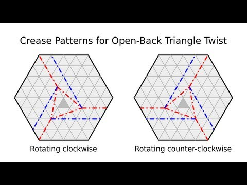 Tip 87-02 - Tessellation Basics: Open-Back Triangle Twist