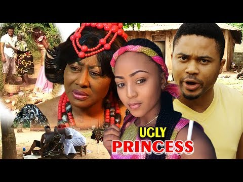 The Ugly Princess 3&4 - 2018 Latest Nigerian Nollywood Movie/African Movie/Family Movie Full HD
