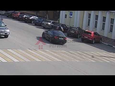 ДТП с BMW