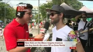 Matéria exibida na GloboNews em 07/02/2016