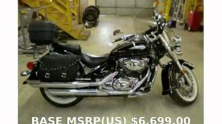 3. 2004 Suzuki Intruder Volusia - Features