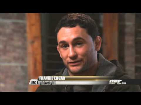 Frankie Edgar PreFight Interview vs BJ Penn at UFC 112