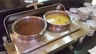 "a tour of grand bahia principe jamaica buffet restaurant with ""THE SINGING CHEF"""