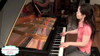 Video BrunoMars - Talking to the Moon | Piano Cover by Pianistmiri MP3, 3GP, MP4, WEBM, AVI, FLV Agustus 2018