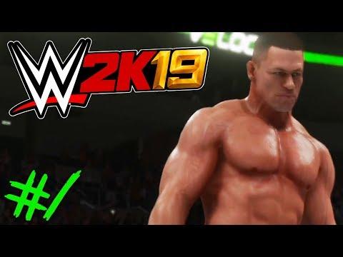 WWE 2K19 SHOWCASE #1 - Zurück in die Vergangenheit !! 🔥🔥🔥