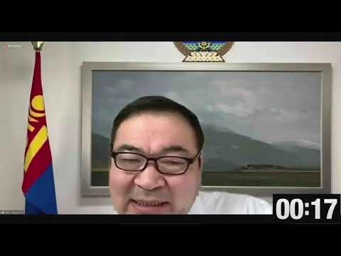 Б.Бат-Эрдэнэ: Хуулийн төслийн гадаад үг хэллэгийг монголчлох хэрэгтэй