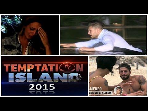 temptation island 2: amedeo e chiara