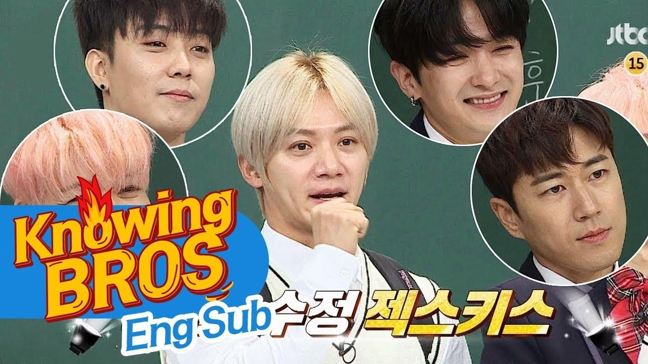 [Vietsub] Knowing Bros Tập 106