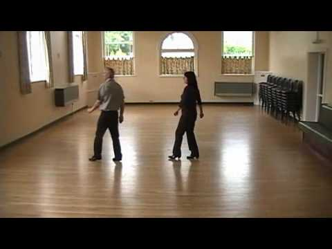 WALKING BACKWARDS ( line Dance )