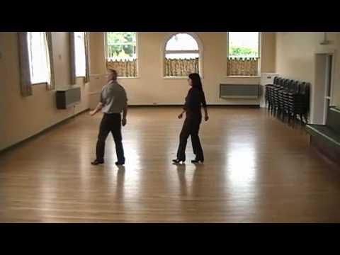 WALKING BACKWARDS ( line Dance )