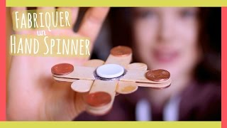 Video FABRIQUER LE HAND SPINNER le plus original | DIY Français - Claire MP3, 3GP, MP4, WEBM, AVI, FLV Mei 2017