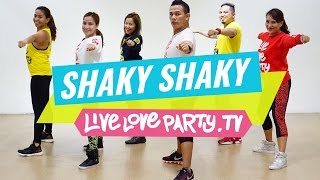 Shaky Shaky by Daddy Yankee | Zumba® | Dance Fitness | Live Love Party Video